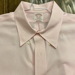 Like New Brooks Brothers Madison Dress Shirt
